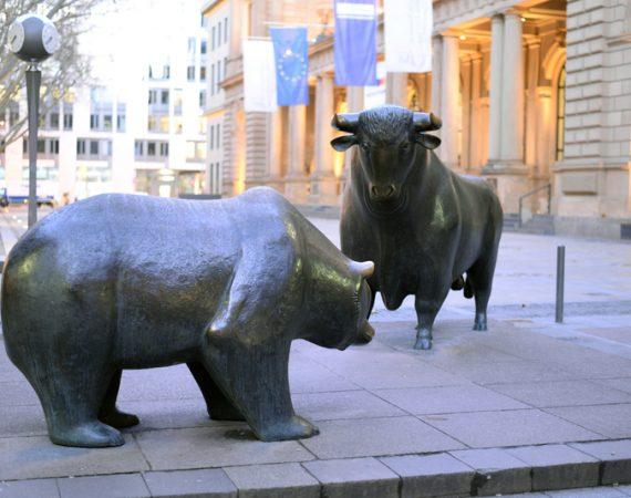 Angst Börse
