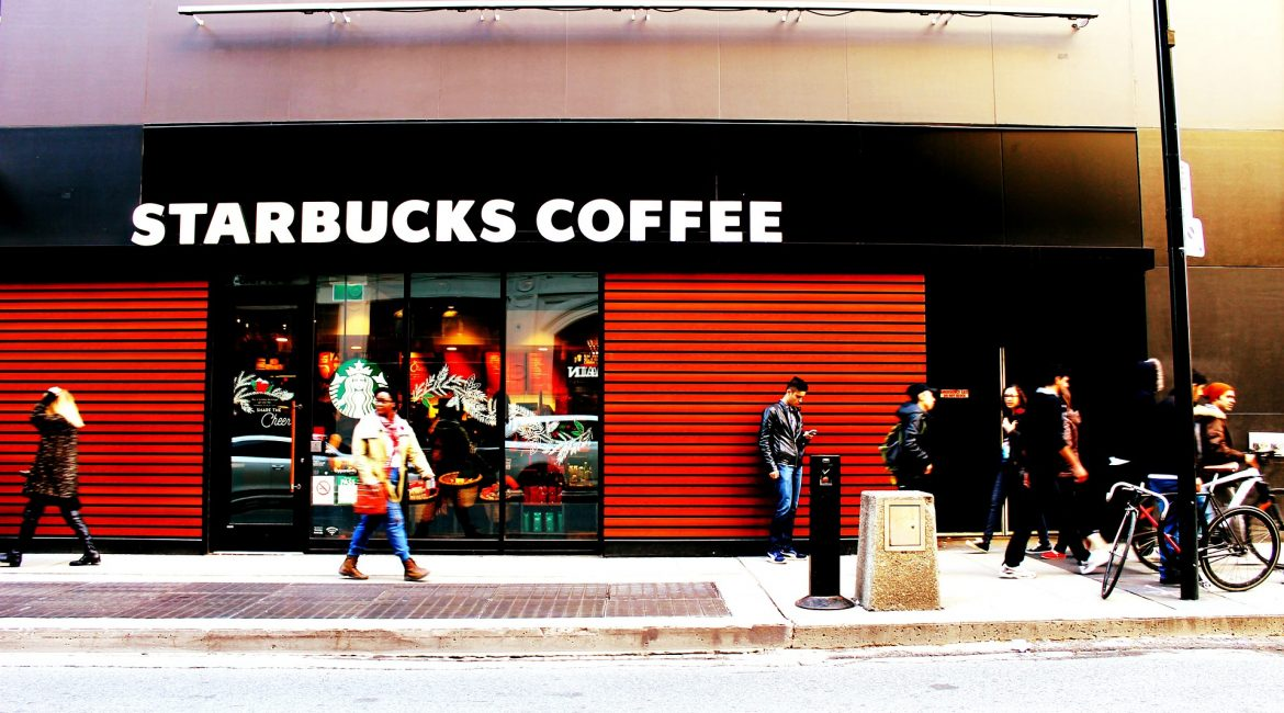 Starbucks-Aktie - Investment
