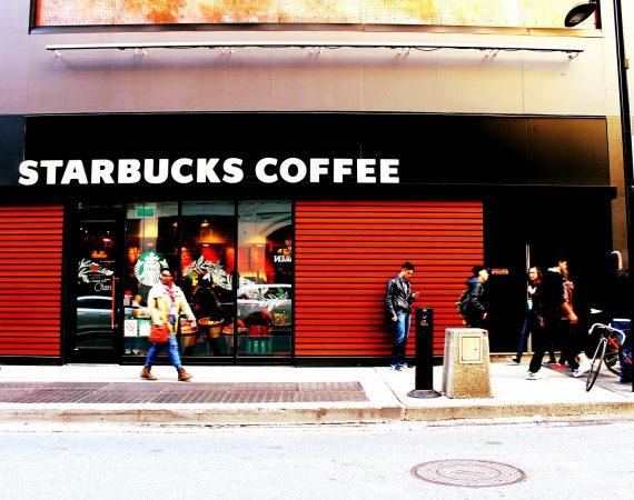 Starbucks-Aktie - Investment