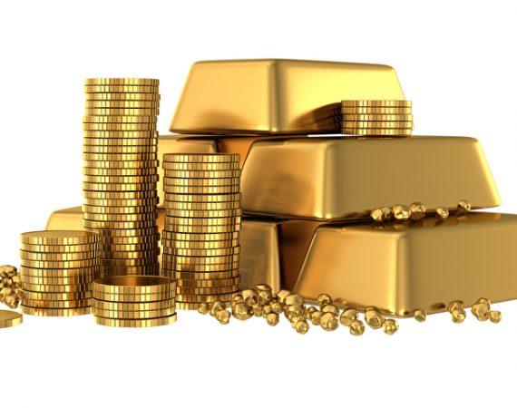 Edelmetalle Gold