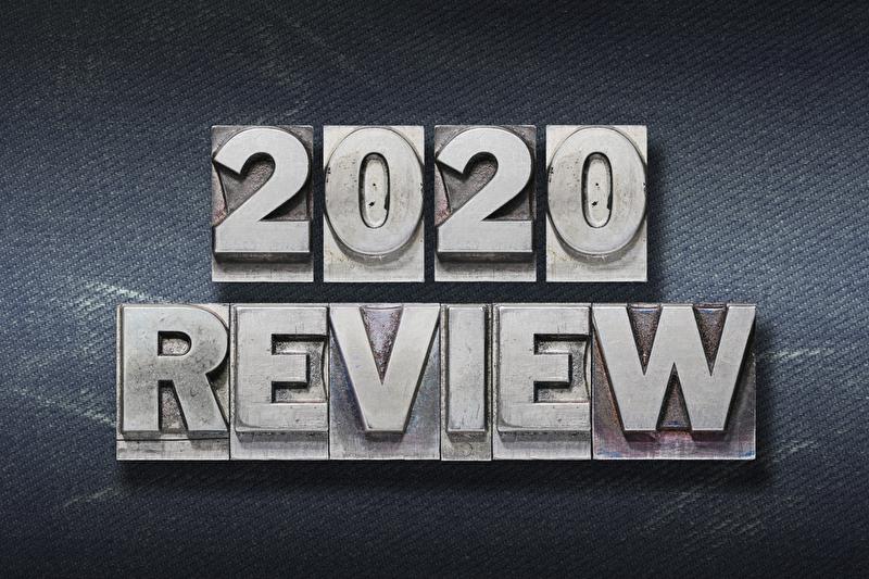 Jahresrückblick 2020